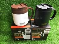 【野道家】sadomain 仙德曼咖啡保溫濾掛杯 316不鏽鋼保溫杯 350ml/480ml