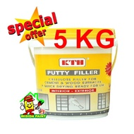 ( 5kg ) KTH Wall Putty Filler