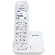 國際牌 Panasonic DECT中文顯示數位無線電話(白色) KX-TGC280TW (公司貨)