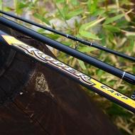 三節并繼魚竿歐洲庫釣插節遠投竿3.6米拋桿路亞竿鯉魚竿海竿特價魚竿海竿