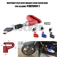 Motorcycle  Rotor Lock Disc Brake Disclock Anti Theft Security version 2   Yamaha  TFX 150