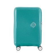 American Tourister กระเป๋าเดินทางรุ่น CURIO SPINNER 55/20 TSA (20นิ้ว) HORIZON BLUE AV
