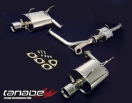 日本 Tanabe Medalion Touring 排氣管 Honda FIT FIT2 GE 09-14 專用