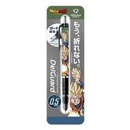 日本製造SHOWA NOTE七龍珠超DelGuard不斷芯自動鉛筆848 2700(0.5mm筆芯)悟空達爾悟天綠色