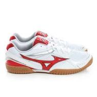 MIZUNO 美津濃 男鞋 桌球鞋-紅白-81GA163062
