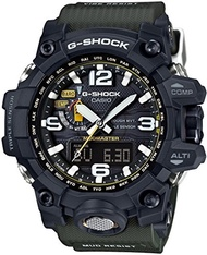 Casio CASIO G-SHOCK MUDMASTER GWG-1000-1A3JF Mens Japan import