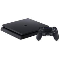 PS4 Slim 500GB 黑色 二手 + 兩片遊戲