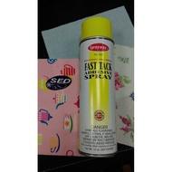 SED 鴿子:SP-822 拼布貼合噴膠 貼布用 美國原裝 sprayway