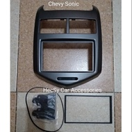 Chevy Chevroret Sonic 2din Stereo Panel