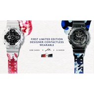Brand New First Limited Edition UOB Cards Casio G-Shock Watch. Local SG Stock and warranty !!