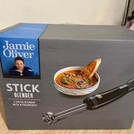全新品 Jamie Oliver 電動調理攪拌棒三件組  廚房料理的好幫手 嬰兒食品料理好物