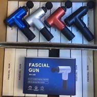 FASCIAL GUN 六段電動按摩槍 (顏色隨機出貨)