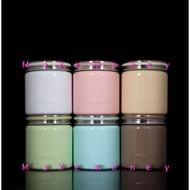 附發票 日本進口 mosh! 不锈鋼真空食物罐 廣口 保溫 保冷 悶燒罐 食物罐 寶寶副食品罐 300ml 馬卡龍色系