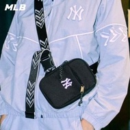【MLB】迷你斜背包 Seamball系列 紐約洋基隊(32BGDZ111-50L)