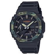 <秀>CASIO公司貨附保證卡 G-SHOCK 八角的錶殼設計GA-2100SU-1A另有GA-2100
