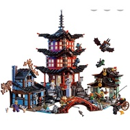 LEGO 樂高 70751 忍者神廟 Ninjago 70751 Temple of Airjitzu