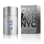 Carolina Herrera  212 MEN 都會男性淡香水 50ml
