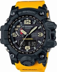 Casio G-SHOCK MUDMASTER Mens Watch GWG-1000-1A9DR