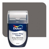 Dulux Colour Play Tester Grey Gimmick 22YR 17/023