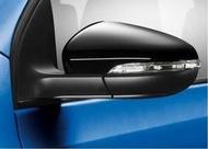 Golf VI自動摺疊後視鏡總成-5代可改直上-TSI/TDI/1.6/TI/R20/R32/Jetta/Tiguan