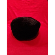 【阿波的窩 Apo's house】暖冬商品 全黑素色俄羅斯毛帽