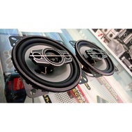 Speaker 4 Way Coaxial 4Inch Acoustic Ac455 Mantap