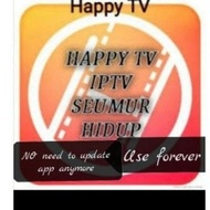 NEW LIFETIME IPTV MALAYSIA for tv box and computer JUST ONE CLICK CLEAR DATA ONLY 终身 网络电视 中文 ADULT IPTV
