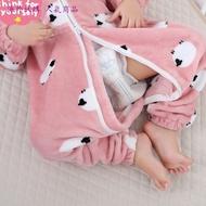 1-3歲寶寶睡袋冬 防踢被 冬季 嬰兒大童潮兩歲半嬰兒童男女