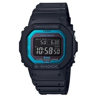 CASIO G-SHOCK GW-B5600-2 BLUETOOTH藍牙錶(黑X藍)