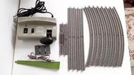 [中古良品] Tomix N-1 控制器與軌道 基本組/ 入門套裝組
