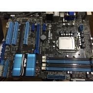 華碩 1155 主機板 Asus P8Z68-V LX intel z68 DDR3 x 4支援 二代三代所有處理器