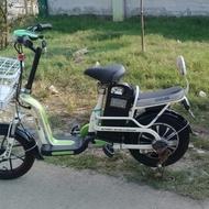 Sepeda listrik second bekas