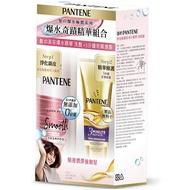 潘婷PANTENE淨化極潤順澤洗髮露500毫升+3分鐘奇蹟護髮70毫升組合【康是美】