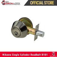 NIKAWA Deadbolt HDB Main Door Lock Set