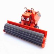 現貨 熱銷 玩具總動員 公仔 挂件美泰汽車牛大叔Flank弗蘭克收割機合金兒童車模型
