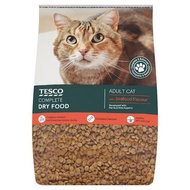 Tesco Adult Cat Complete Dry Food with Seafood Flavour 7kg