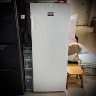 富及第立式冷凍櫃自動除霜白色150公升(二手)台北自取價