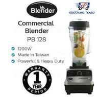 ★ Mr. Blender PB 128 Commercial Blender 1200W ★ (1 Year Singapore Warranty)