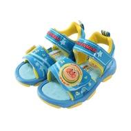 男童台灣製麵包超人閃燈涼鞋 sa90396 魔法Baby