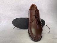 รองเท้าคัชชูผูกเชือก  รองเท้าคัชชูลูกเสือ สีน้ำตาล