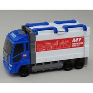 TOMICA 建設拖車 玩具組 takara 多美 不附小車 新建設工地 交通運輸車 真愛日本
