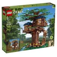 【 JOYBUS 】樂高積木 LEGO 2019 《 LT21318 》IDEAS系列 樹屋