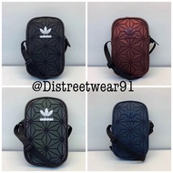 🔥ready Stock🔥adidas X Issey Miyake 3d Mini Smartphone Pouch Sling Bag 2019