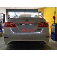 [[娜娜汽車]] super sentra aero 專用 led 尾門燈 尾燈 後廂尾燈(一對) 台灣製