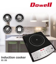 Dowell IC-35 8-Cooking Function Cooktop Induction Cooker