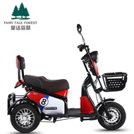 Phoenix Family Mini Pick Up Children Adult Battery Car Scooter Electric Tricycle