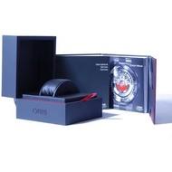 Oris Men's 690 7581 4051MB Artelier Worldtimer Silver Dial Watch