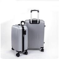 Gshippings กระเป๋าเดินทาง ขนาด20 24 นิ้ว กระเป๋าลาก กระเป๋าเดินทางล้อคู่ แข็งแรง ยืดหยุ่นสูง น้ำหนักเบา ตัวกระเป๋ากันน้ำ ทนทาน
