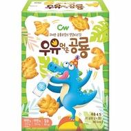 韓國 CW 恐龍造型餅乾_好窩生活節