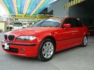 05年式 BMW 寶馬 318I 2.0紅 E46 ( 528 320 520 740 530 )